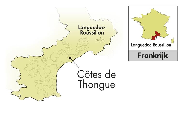 Domaine de l'Arjolle Côtes de Thongue Equinoxe Chardonnay